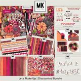 Let's Make Up - Page Kit
