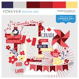 Celebrate Canada Kit