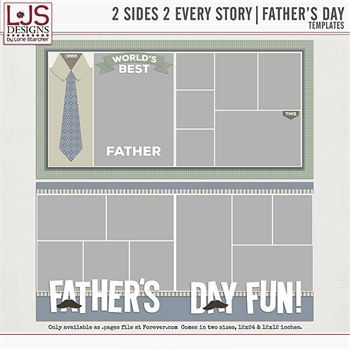 2 Sides 2 Every Story - Father's Day