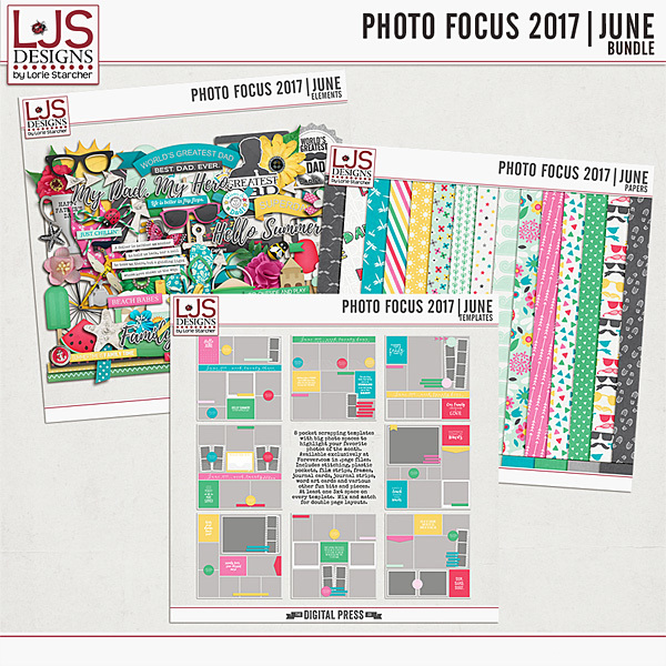 Photo Focus 2017 - June Bundle