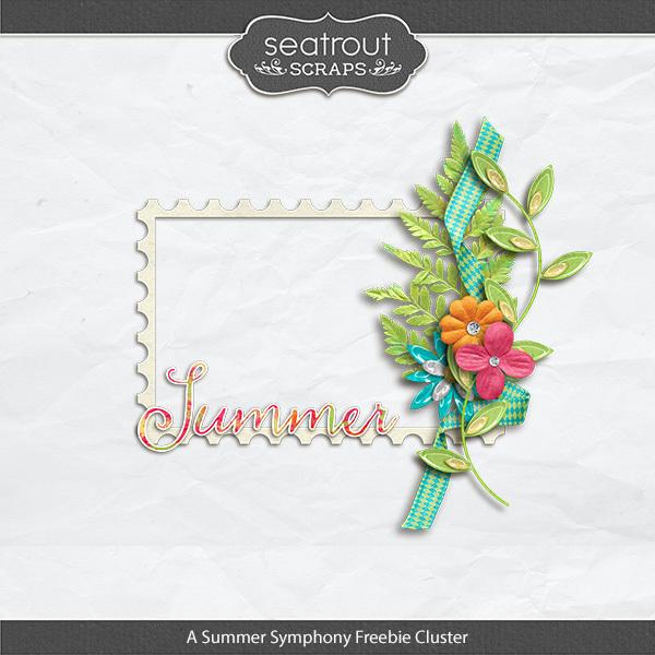 Summer Symphony Friday Freebie