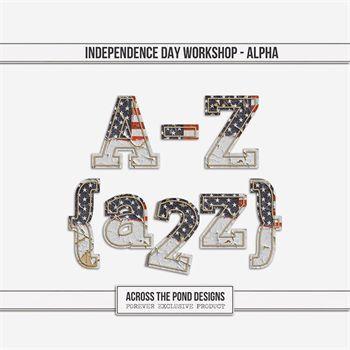Independence Day Workshop - Alpha