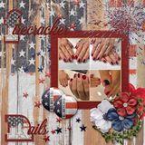 Independence Day Workshop - Themed Embellishments