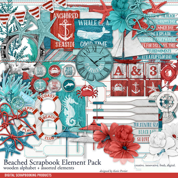 Beached Element Pack