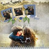 Summer Romance Scrap Kit