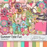 Summer Time Fun Scrap Kit