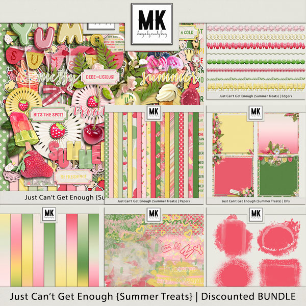 Just Can't Get Enough Summer Treats - Discounted Bundle