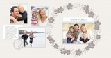 Homespun Memories Pre-designed Book