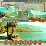 Lakeside Page Borders