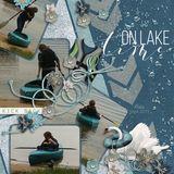 Lakeside Word Art