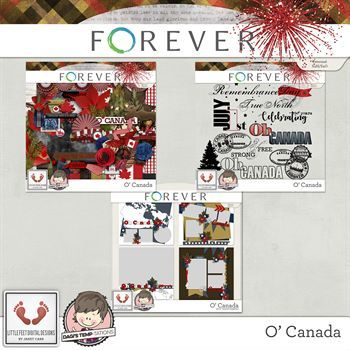 O' Canada Big Bundle