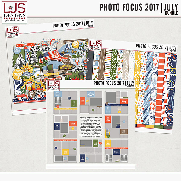 Photo Focus 2017 - July Bundle
