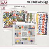 Photo Focus 2017 - July Bundle