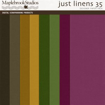 Just Linens Paper Pack No. 35