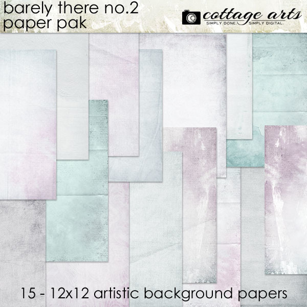 Barely There 2 Paper Pak
