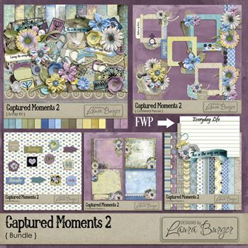 Captured Moments 2 Bundle