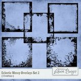 Eclectic Mess Overlays Set 2