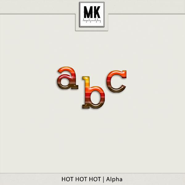 Hot Hot Hot - Alpha