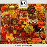 Hot Hot Hot - Page Kit