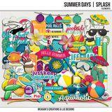 Summer Days - Splash Elements
