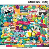 Summer Days - Splash Kit