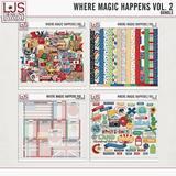 Where Magic Happens Vol. 2 - Bundle