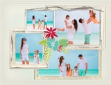 Enchanted Tropical Vacation 11x8.5 Predesigned Pages