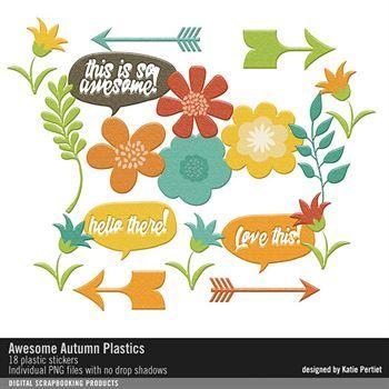 Awesome Autumn Plastics