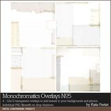 Monochromatics Overlays No. 05