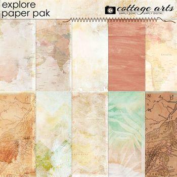Explore Paper Pak
