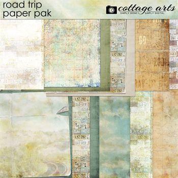 Road Trip Paper Pak