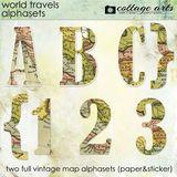 World Travels AlphaSets