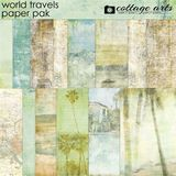 World Travels Paper Pak