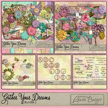 Gather Your Dreams Bundle