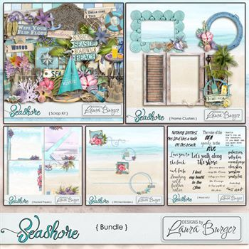 Seashore Bundle - Exclusive To Forever