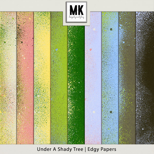 Under A Shady Tree - Edgy Papers