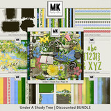 Under A Shady Tree - Page Kit