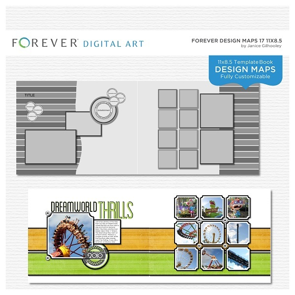 Forever Design Maps 17 11x8.5