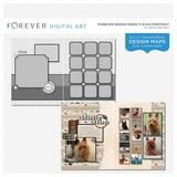 Forever Design Maps 17 8.5x11 Portrait