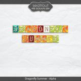 Dragonfly Summer Alpha