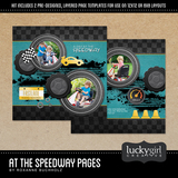 At The Speedway Pages