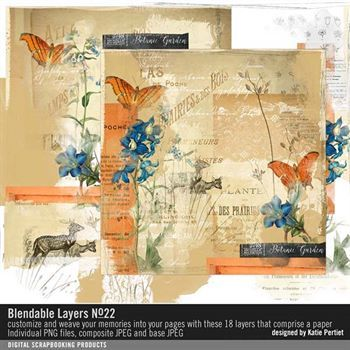 Blendable Layers No. 22