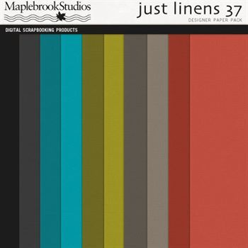Just Linens Paper Pack No. 37