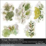 Vintage Blendables No. 21