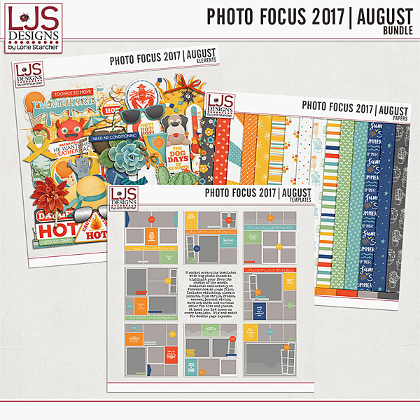 Photo Focus 2017 - August Bundle