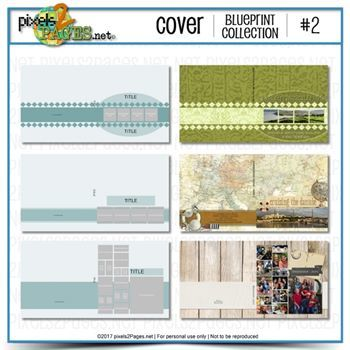 Cover Blueprint Collection #2