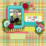 Love Me Some Summer - Page Kit