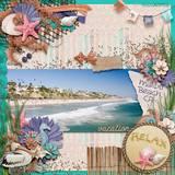 Beach On The Brain - Page Kit
