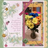 Spring Infusion - Page Kit