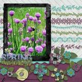 Spring Hullaballoo - Burlap Papers